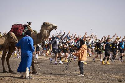 Marathon des Sables 2016