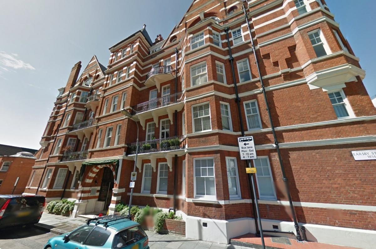 Kensington Palace Mansions