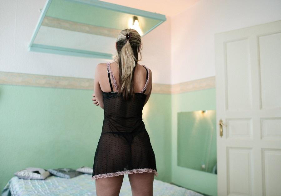 Asiatische Massage mit Sex