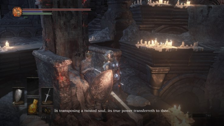 Dark Souls 3 Ludleth Boss Souls Weapons