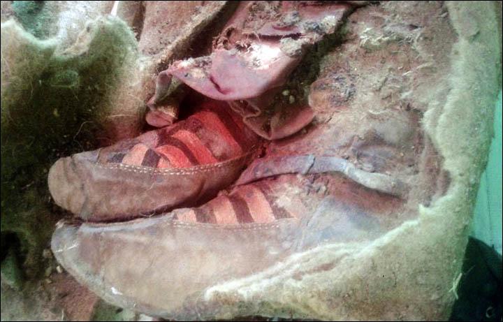 ancient mummy turkik