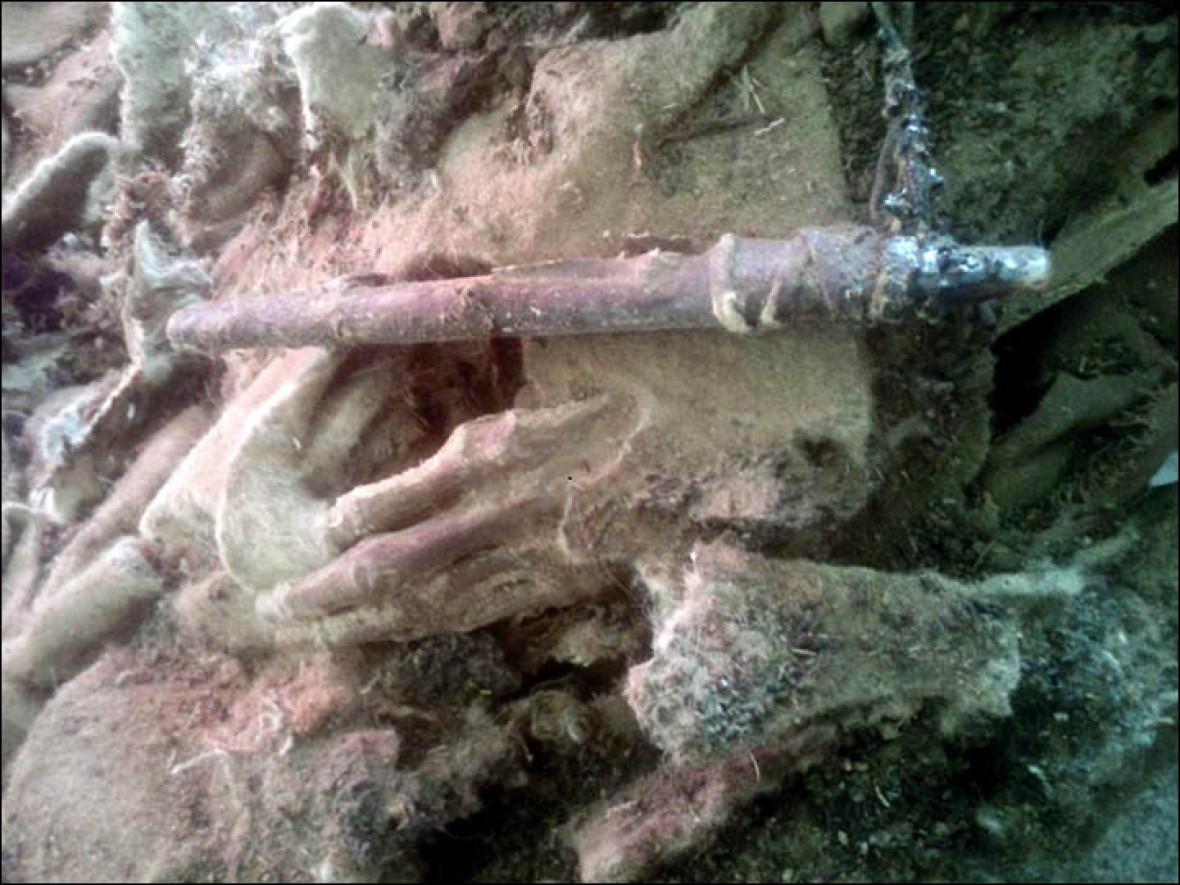 ancient mummy siberia