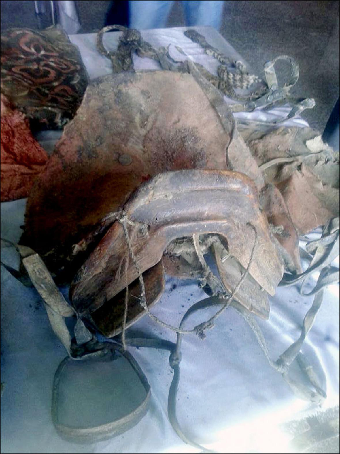siberia ancient mummy