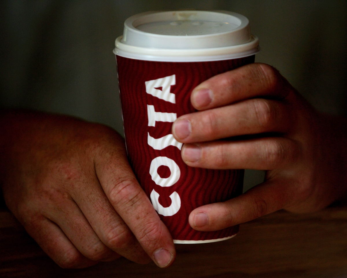 Costa Coffee appoints Royal Caribbean director Dominic Paul as its new boss