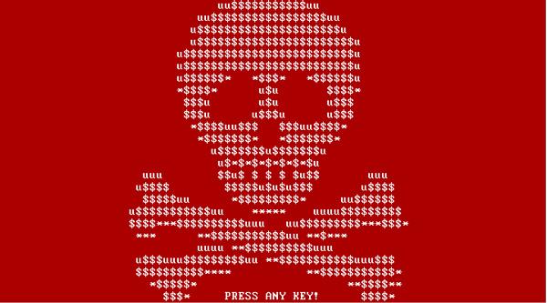 Crupto-ransomware Petya