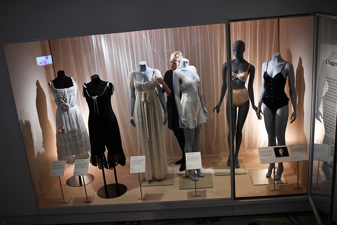 Undressed A Brief History of Underwear