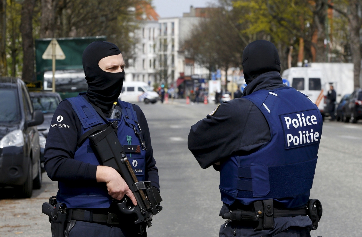 Belgium police Brussels attacks