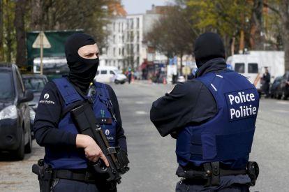 Belgium police Brussels attacks