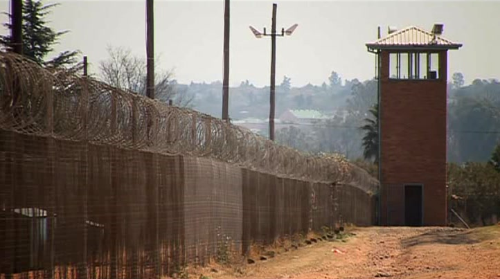 Western Cape prison