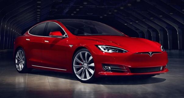 Tesla Model S 2017