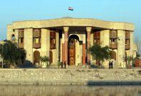 Saddam Hussein\'s palace
