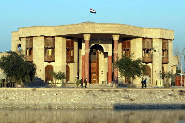 Saddam Hussein's palace