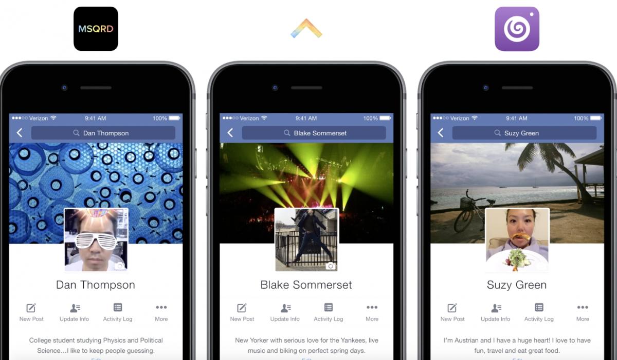 Facebook Expression Kit