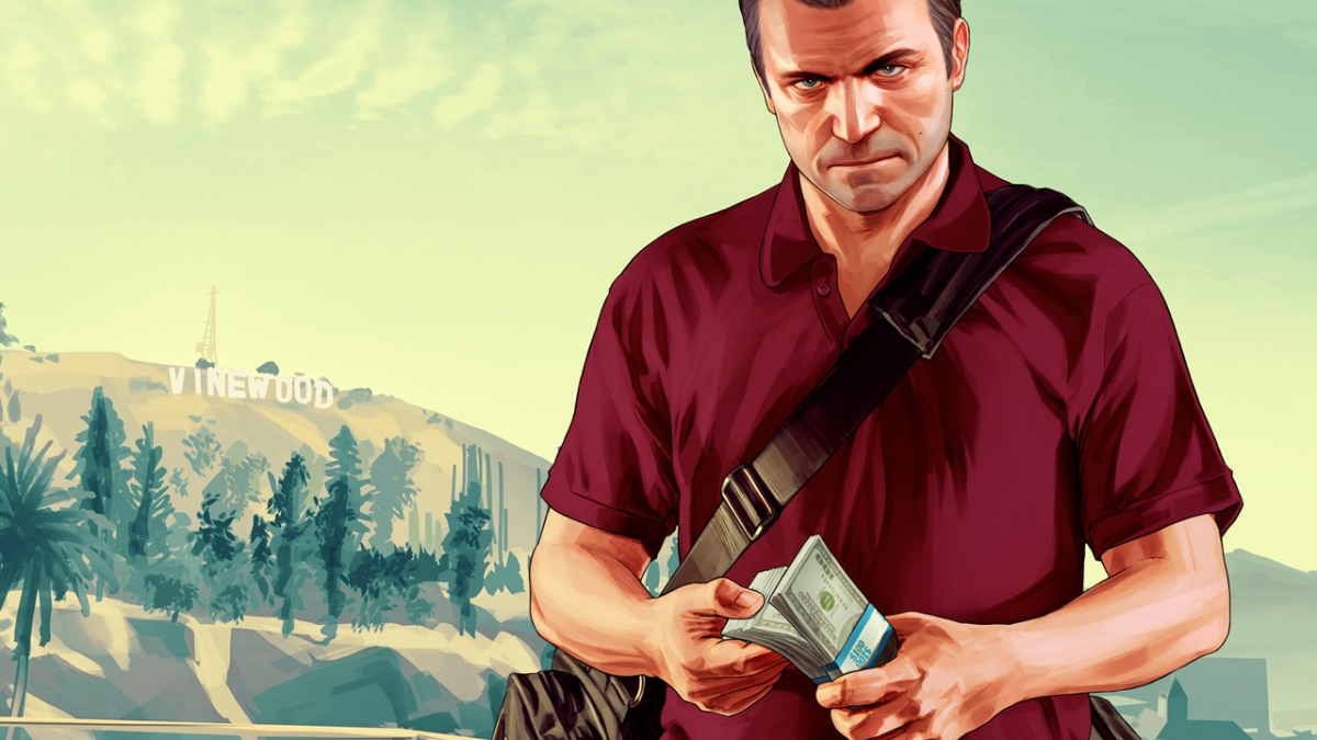 GTA 5 Michael Grand Theft Auto