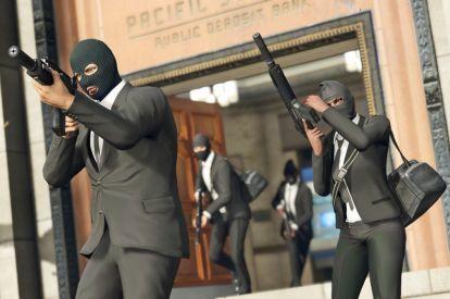 GTA Grand Theft Auto Online