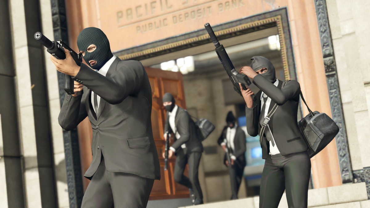 GTA Grand Theft Auto Online