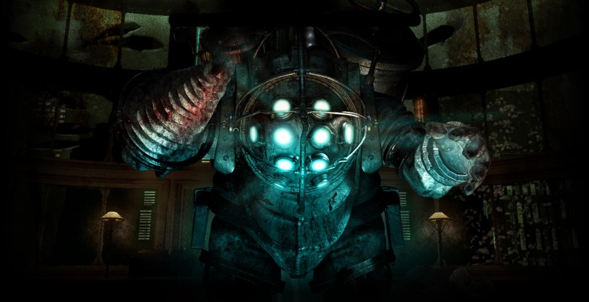 BioShock Collection Big Daddy