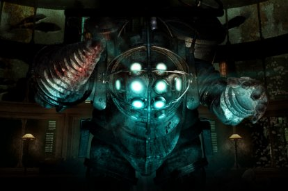 BioShock Collection Big Daddy