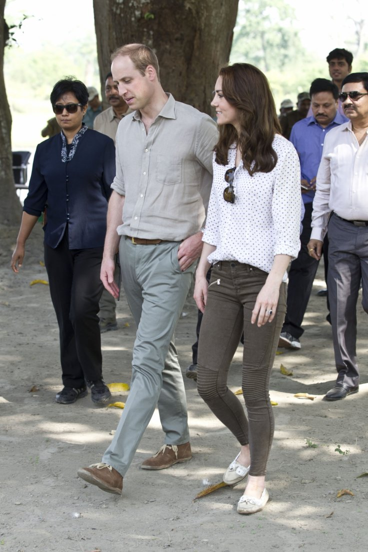kate middleton indian tour