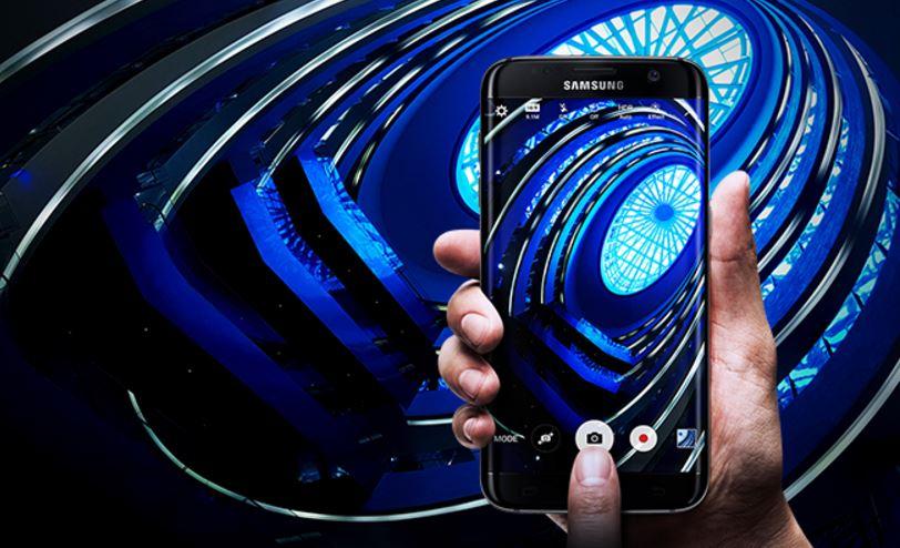Galaxy S7 and S7 Edge camera modes