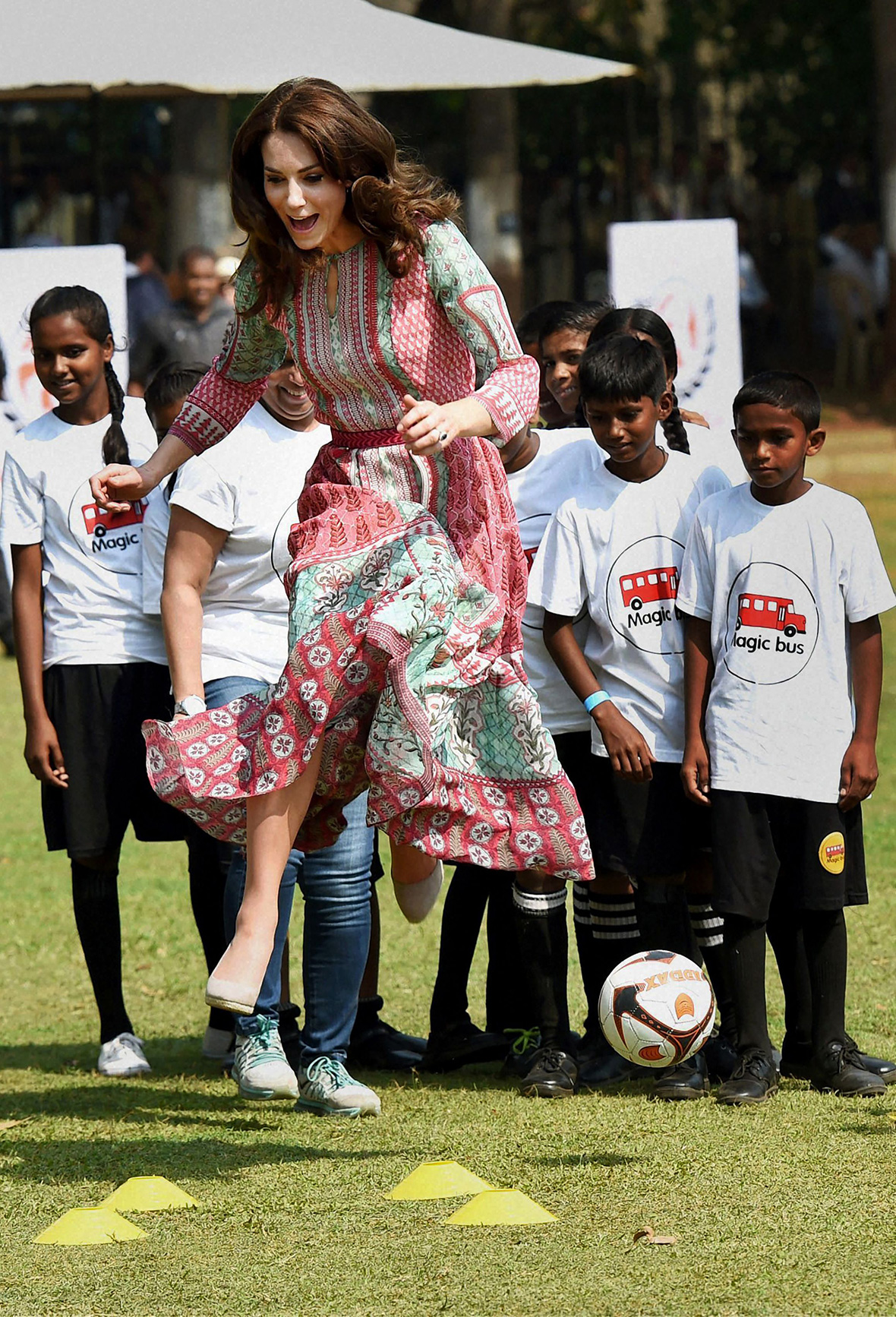 Royal Tour India