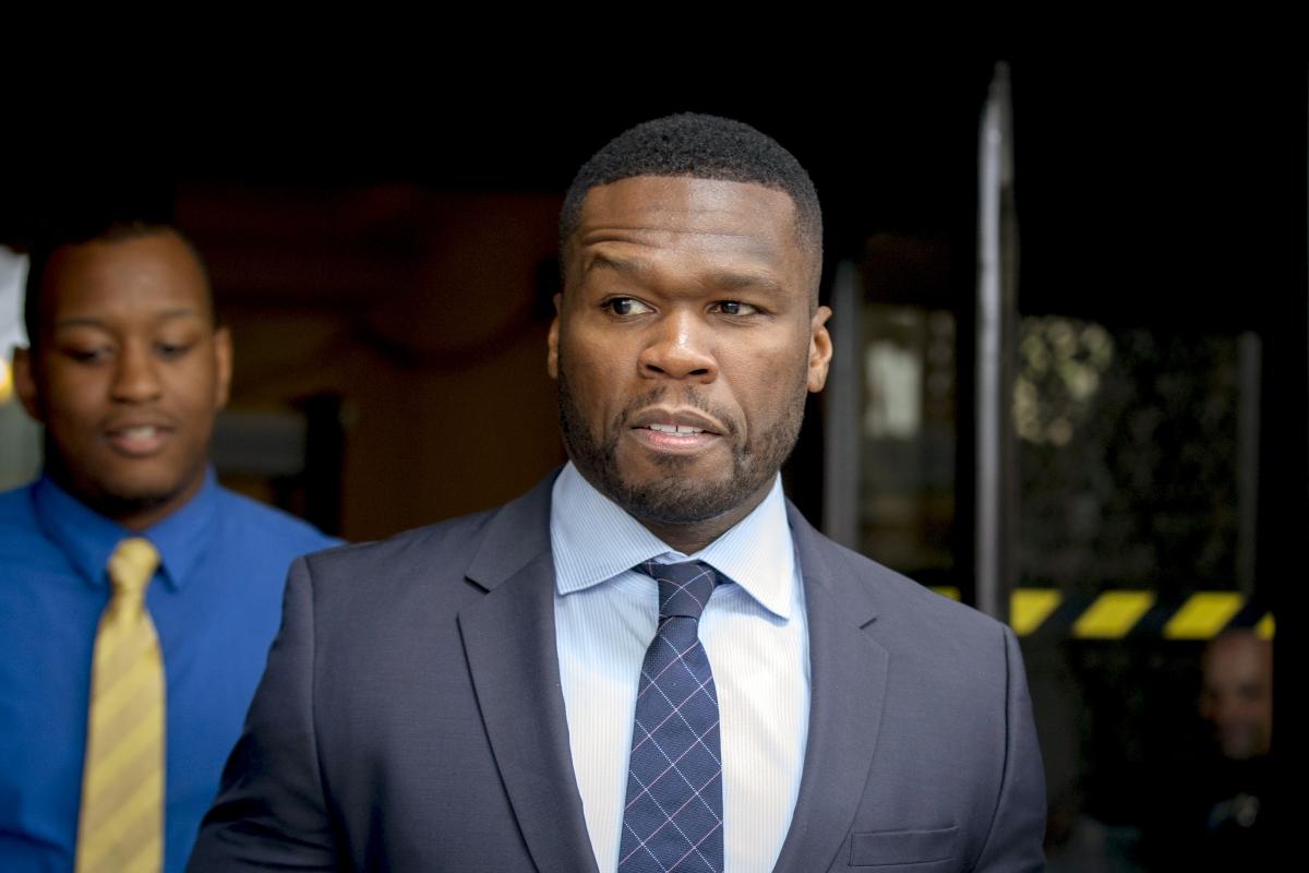50 Cent bankrupt