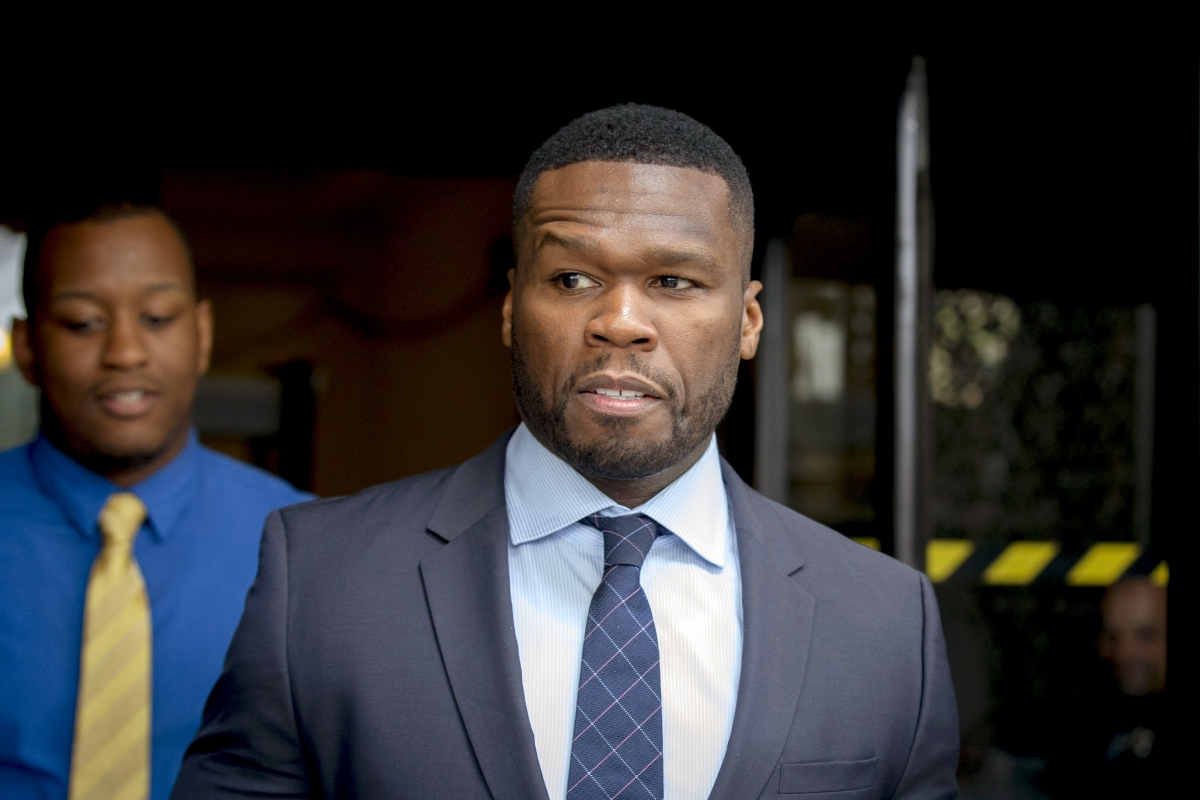 50 Cent bankrupt