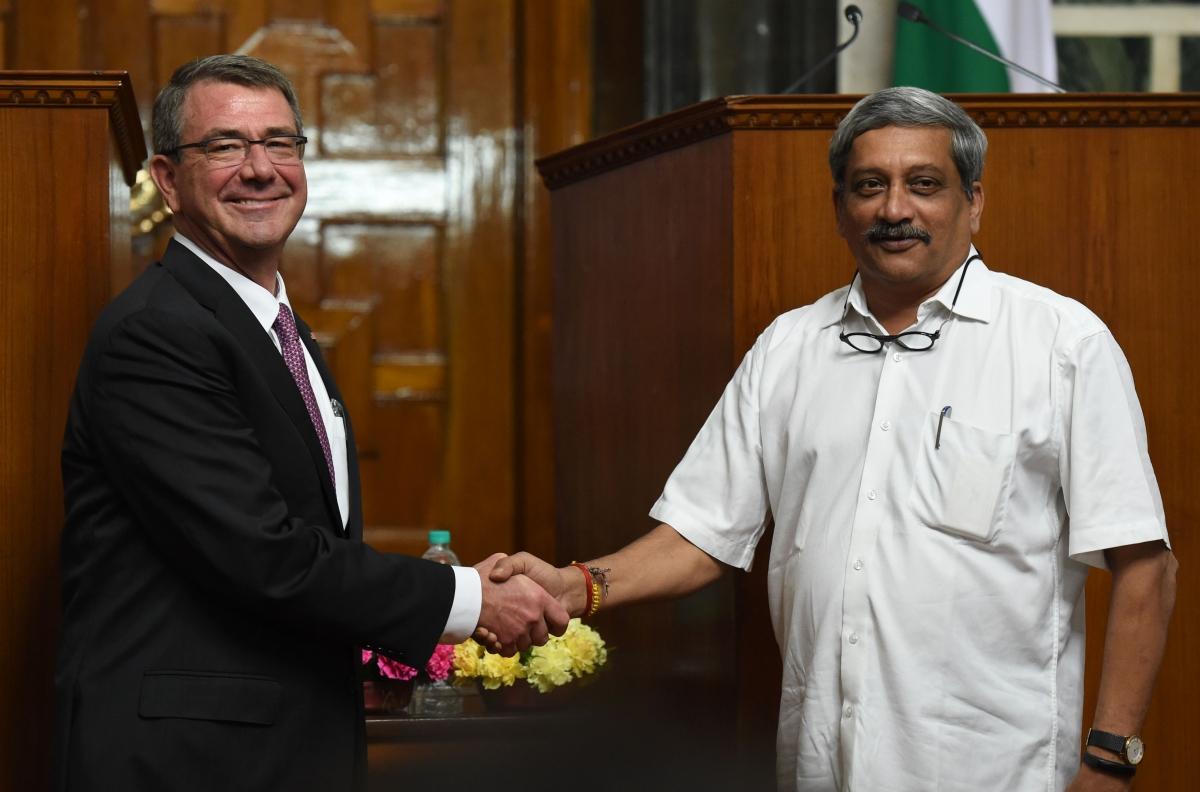India US military ties