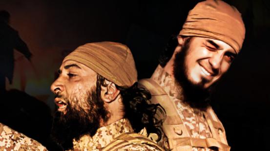 Najim Laachraoui Mohammed Belkaid Isis