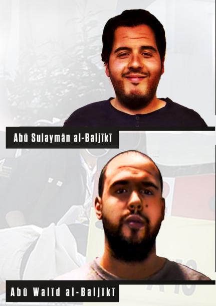 Khalid and Ibrahim el-Bakraoui