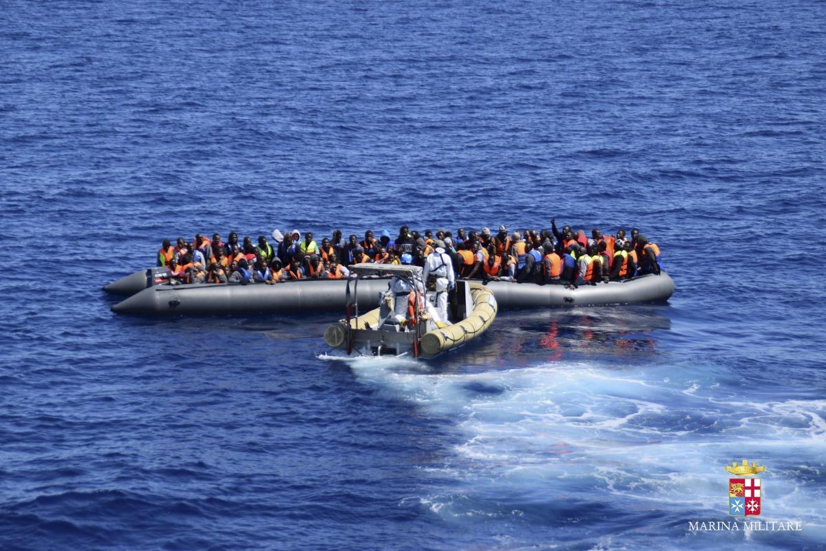 Refugee crisis: 'Alarming' number of migrants getting ...