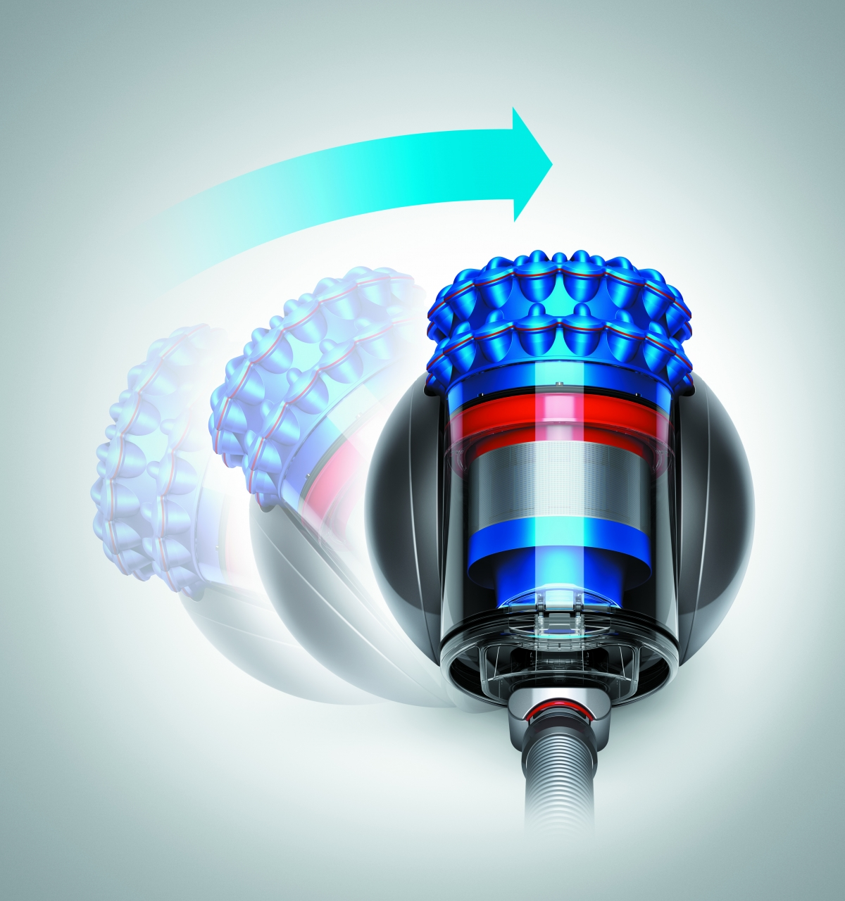 Dyson Cinetic Big Ball vacuum