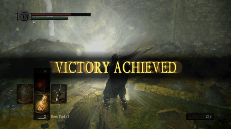 Dark Souls Original Victory Achieved