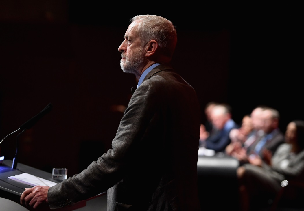 Jeremy Corbyn, Labour leader