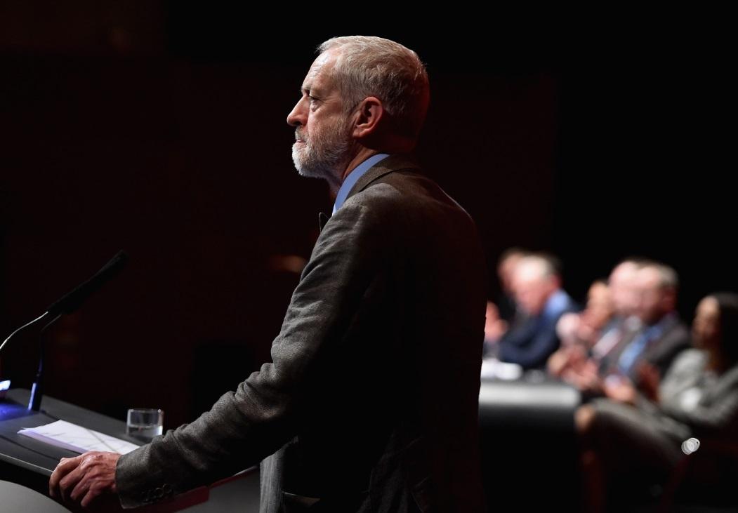 Jeremy Corbyn, Labour leader