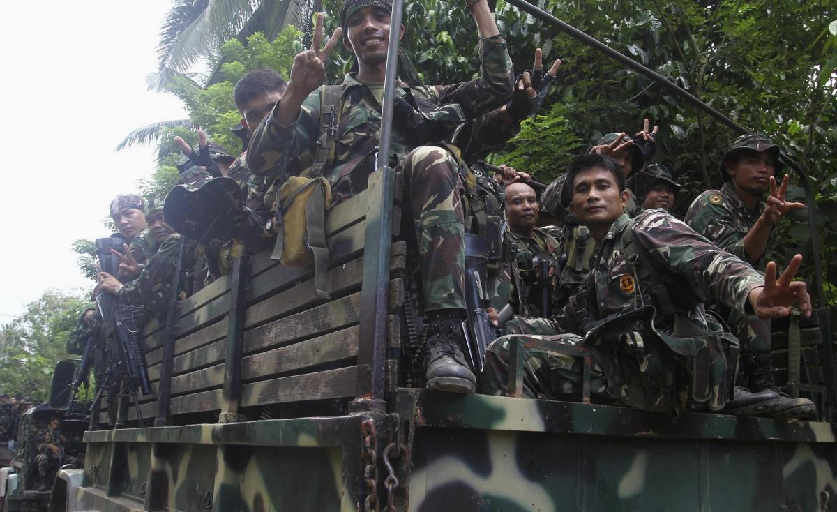 Isis Philipines