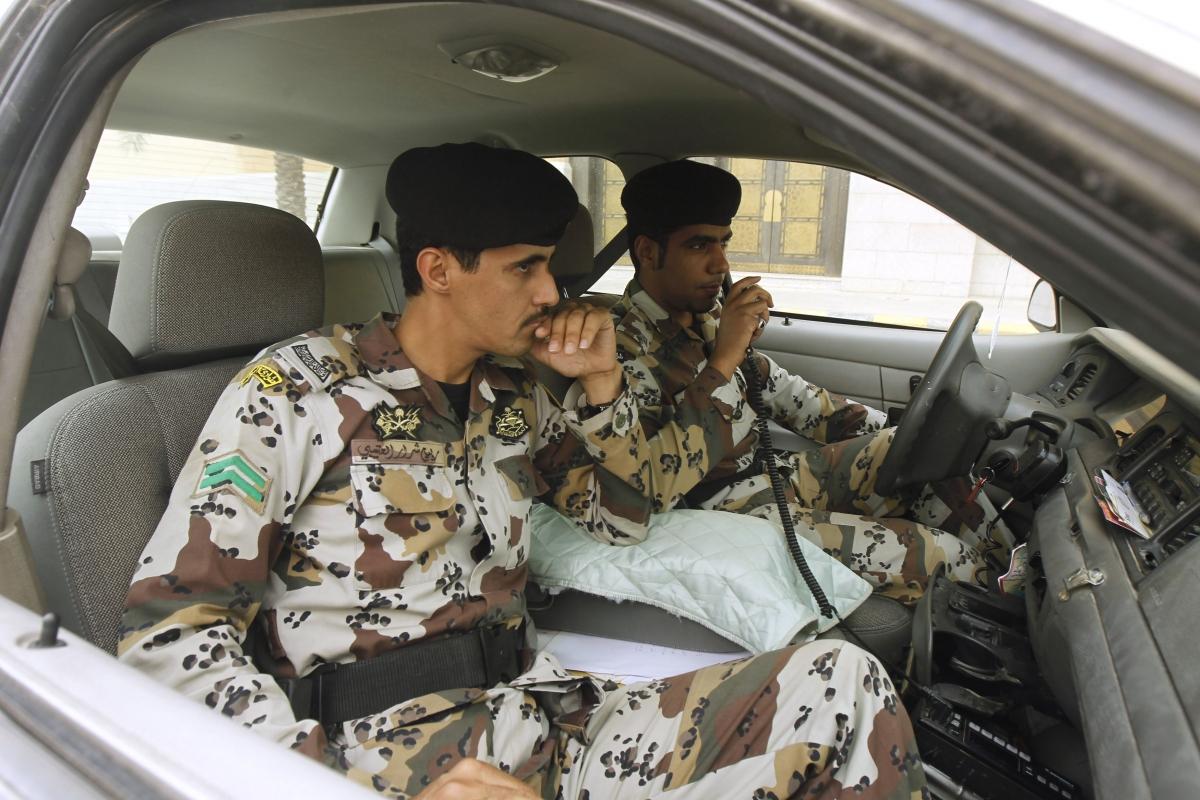 Saudi Arabia Mutawas