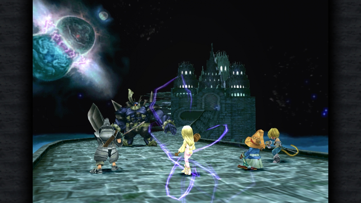 Final Fantasy 9 PC IX