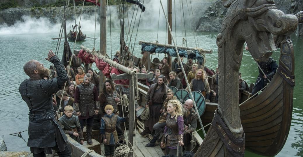 Vikings season 4 episode 9 live online