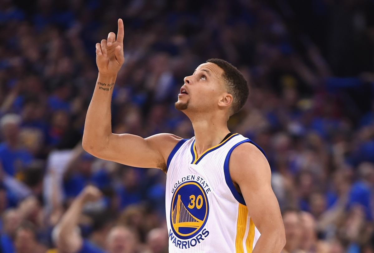 Steph Curry has been instrumental