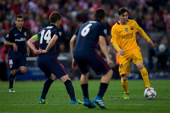 Barcelona rocked by 2-1 La Liga defeat