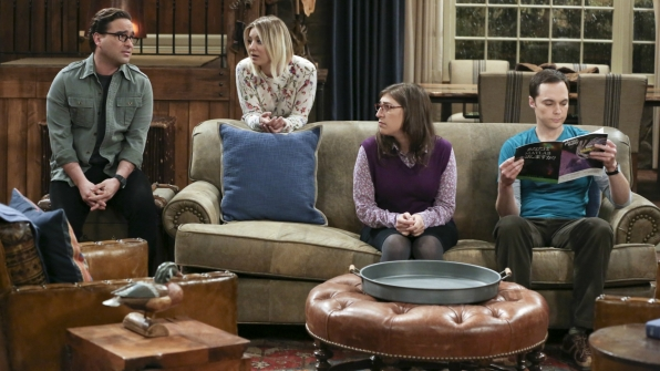 Big Bang Theory season 9 episode 21