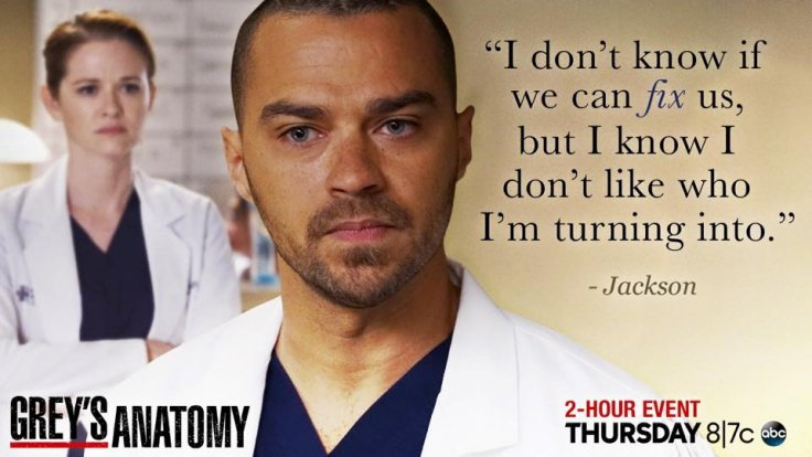 Watch Grey\'s Anatomy season 12 two-hour special episode live online ...