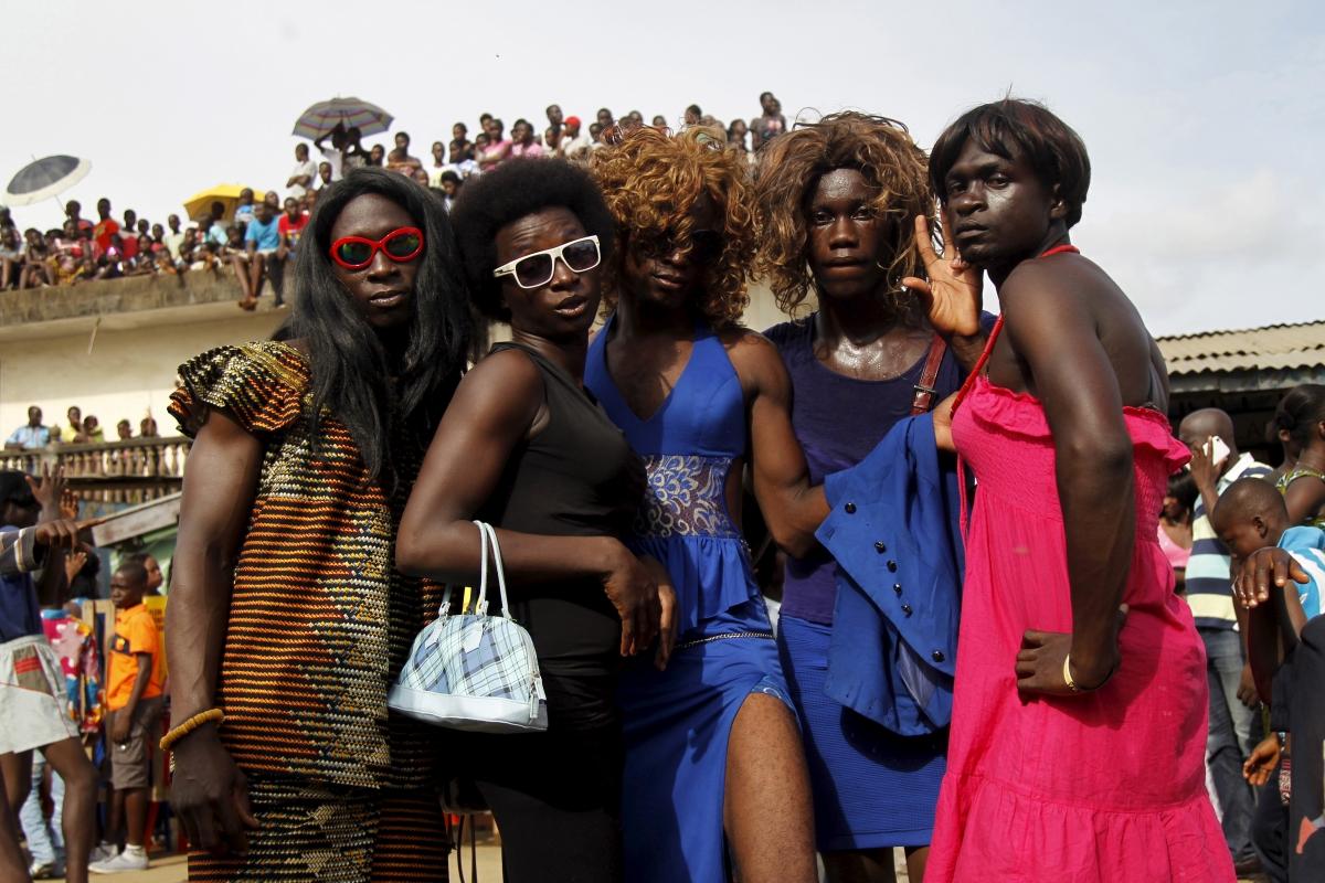 Ivory Coast carnival
