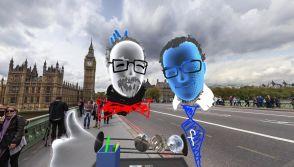 Facebook VR selfie