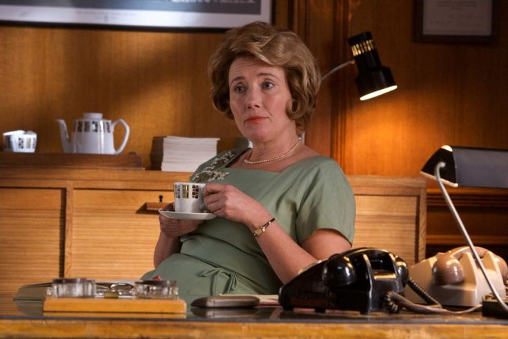 Emma Thompson in An Education
