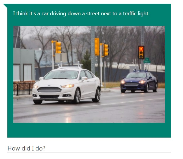 Microsoft CaptionBot: AI image guessing app really isn\'t