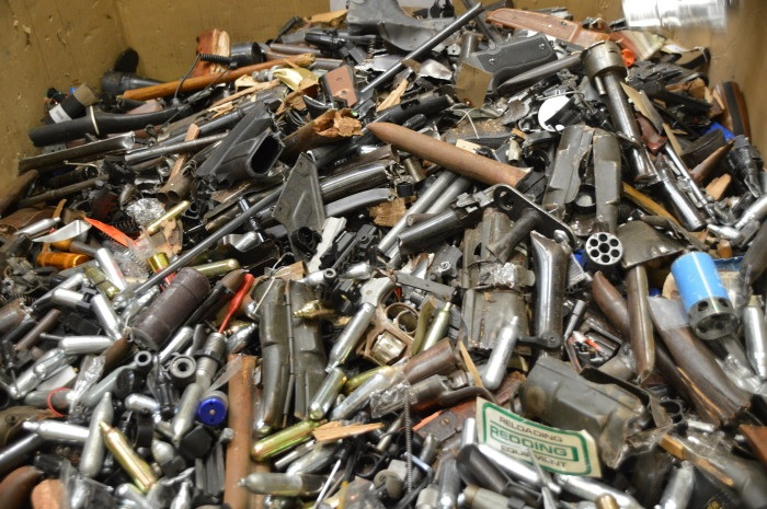 London guns