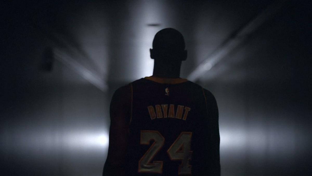 Kobe Bryant advert