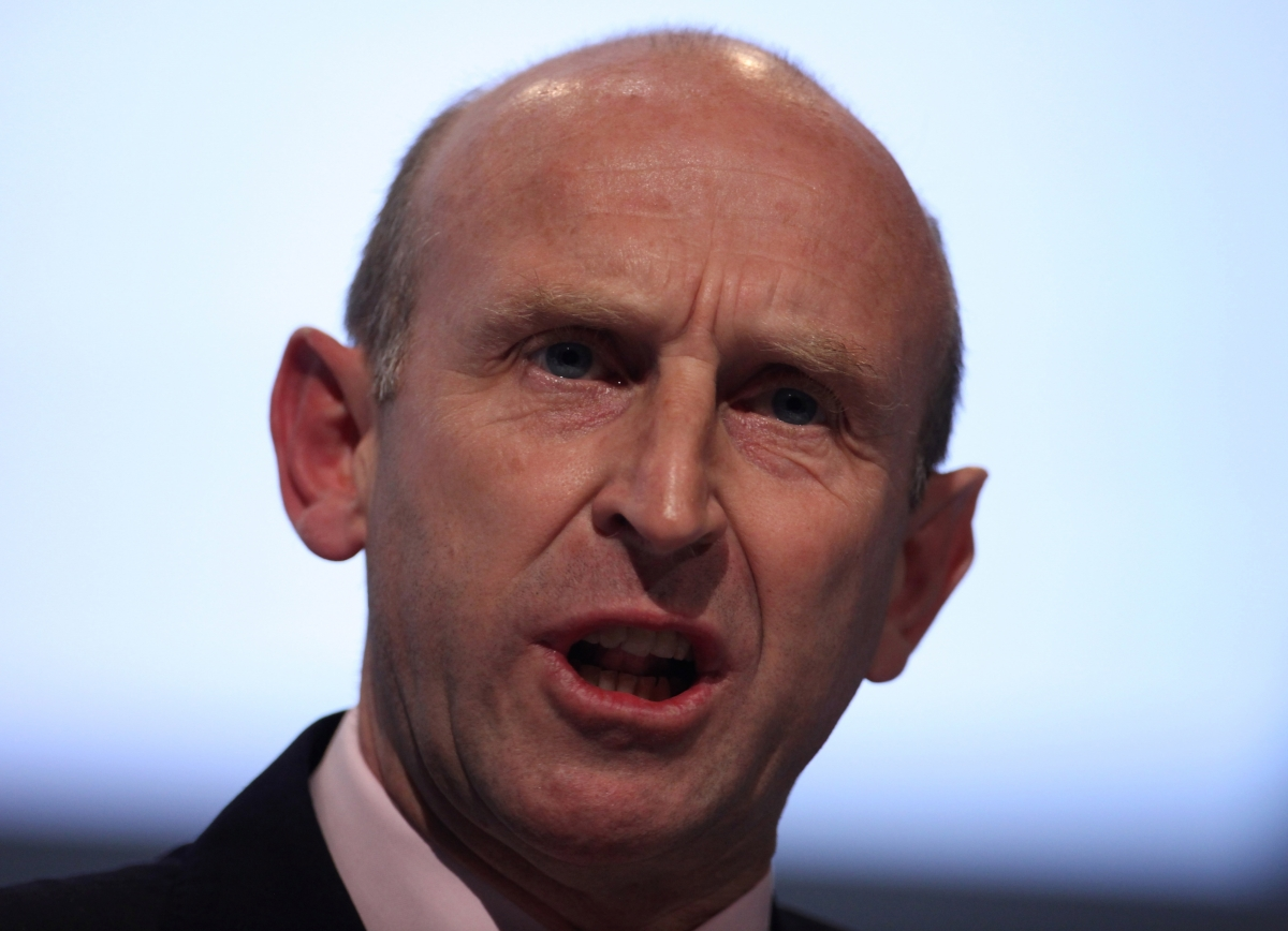 John Healey Labour UK housing